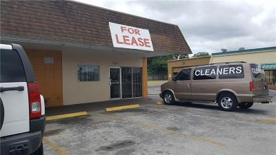 Pasco County Commercial For Sale: 5004 Us Highway 19