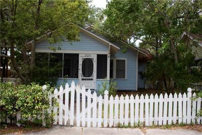 Hernando County, Hillsborough County, Pasco County, Pinellas County Rental For Rent: 326 Pineapple Street