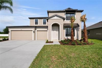 Orchid Estates Single Family Home For Sale: 2356 Palmetum Loop