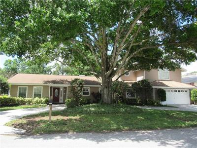 Palm Harbor Single Family Home For Sale: 3131 N Canal Drive