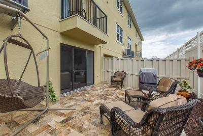 Pasco County Townhouse For Sale: 5028 Sand Castle Drive