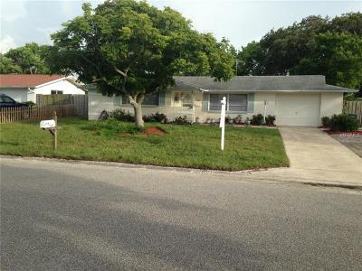 Port Richey Single Family Home For Sale: 7520 Valencia Avenue