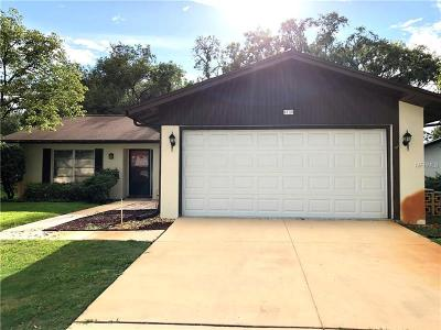 Port Richey Single Family Home For Sale: 8735 Winding Wood Drive