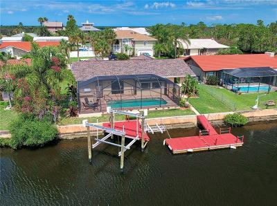 Port Richey Single Family Home For Sale: 9920 San Sebastian Way