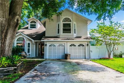Palm Harbor Single Family Home For Sale: 3031 Pine Forest Drive
