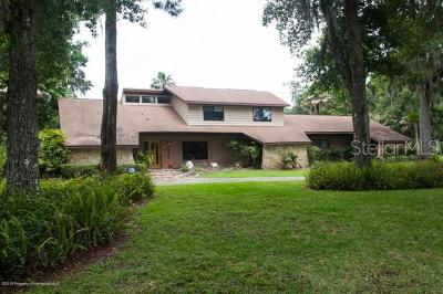 Brooksville Single Family Home For Sale: 24041 Eppley Drive