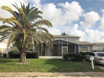 Port Richey Single Family Home For Sale: 8200 Hixton Drive