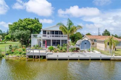 Hernando Beach FL Single Family Home For Sale: $225,000