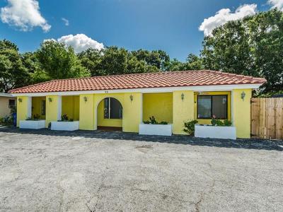 Dunedin Single Family Home For Sale: 73 Patricia Avenue