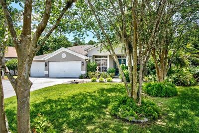 New Port Richey Single Family Home For Sale: 7960 Roundelay Drive