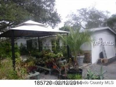 Hernando County Commercial For Sale: 3300 Keye Drive