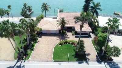 St Pete Beach Single Family Home For Sale: 1981 E Vina Del Mar Boulevard