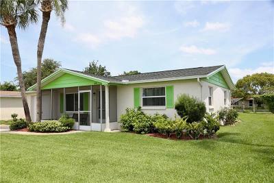 Port Richey Single Family Home For Sale: 7031 Heath Drive
