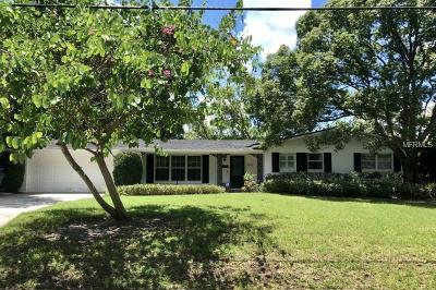 Maitland Single Family Home For Sale: 1640 Cheyenne Trail