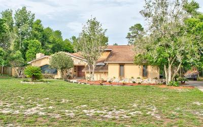 Weeki Wachee Single Family Home For Sale: 7581 Jomel Drive