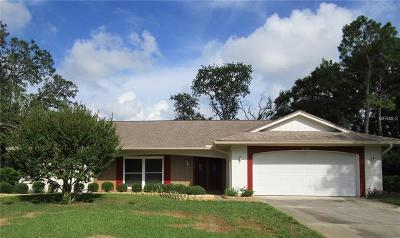 Bayonet Point Single Family Home For Sale: 12706 Castleberry Court