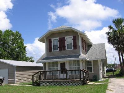 Hernando County, Hillsborough County, Pasco County, Pinellas County Single Family Home For Sale: 5849 Virginia Avenue