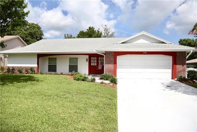 Hudson Single Family Home For Sale: 12703 Castleberry Court