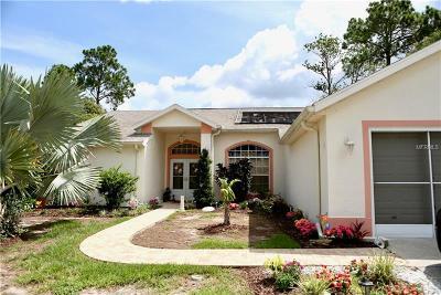 Hudson Single Family Home For Sale: 9031 Irondale Lane