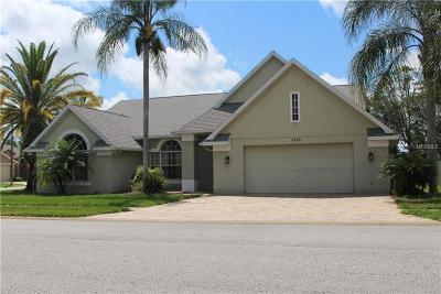 New Port Richey Single Family Home For Sale: 5016 Deer Lodge Road