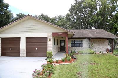 Hudson Single Family Home For Sale: 12332 Golden Oak Circle
