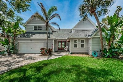 Tarpon Springs Single Family Home For Sale: 40 Central Court