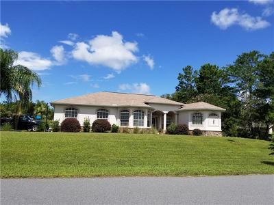 Weeki Wachee Single Family Home For Sale: 10352 Ridge Top Loop