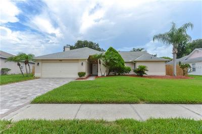 Palm Harbor Single Family Home For Sale: 4461 Worthington Circle