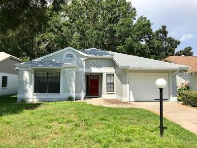 Tampa, Odessa, Lutz, Tarpon Springs, Oldsmar, New Port Richey, Palm Harbor, Brooksville Single Family Home For Sale: 11708 Aspenwood Drive