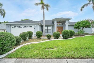 Spring Hill Single Family Home For Sale: 1315 Overland Drive