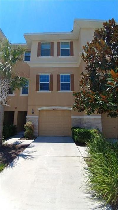 Pasco County Townhouse For Sale: 4922 Hammerhead Drive