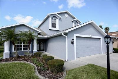 New Port Richey Single Family Home For Sale: 11500 Tee Time Circle