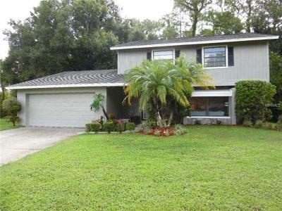 Tarpon Springs Single Family Home For Sale: 300 Waterford Circle W