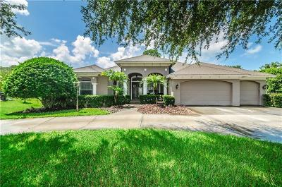 Tarpon Springs Single Family Home For Sale: 1105 Riverside Ridge Road