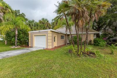 Port Richey Single Family Home For Sale: 5415 Miles Boulevard