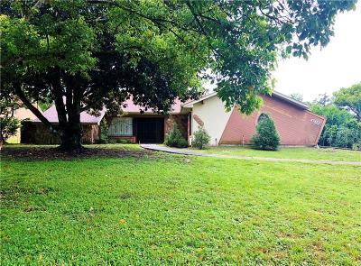 Weeki Wachee Single Family Home For Sale: 8559 Delaware Drive