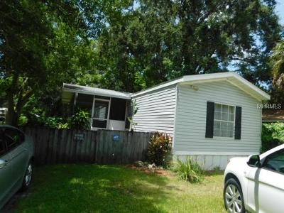 New Port Richey Mobile/Manufactured For Sale: 7401 Pulsar Street