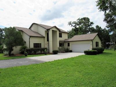 Hernando County Single Family Home For Sale: 14308 Snow Memorial Highway