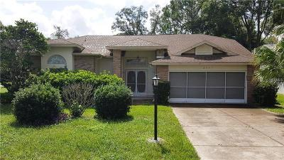 Hernando County Single Family Home For Sale: 2257 Whisper Walk Drive