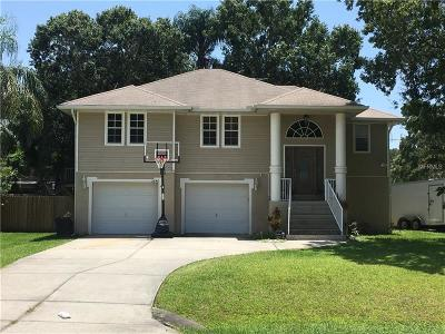 Port Richey Single Family Home For Sale: 5640 Bay Boulevard