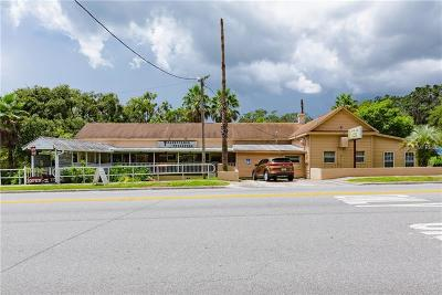 Hernando County Commercial For Sale: 414 E Liberty Street