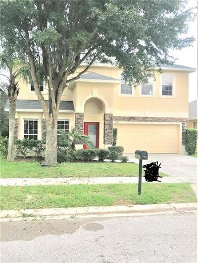 Oviedo Single Family Home For Sale: 1889 Lakelet Loop