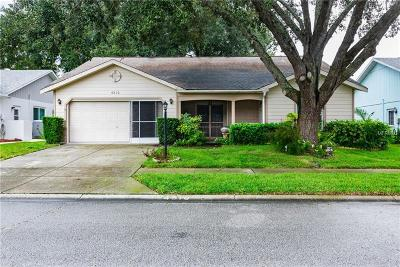 New Port Richey, New Port Richie Single Family Home For Sale: 4810 Portland Manor Drive