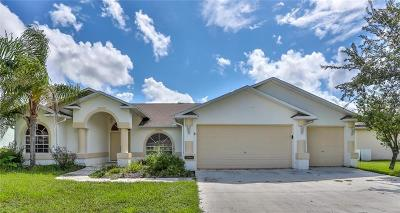 Hernando County Single Family Home For Sale: 1086 Overland Drive
