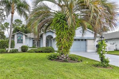 Spring Hill Single Family Home For Sale: 7355 Sugarbush Drive