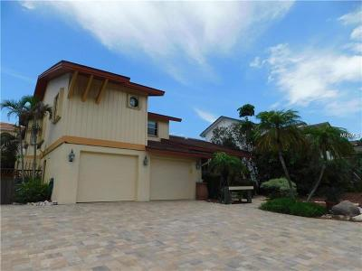 New Port Richey Single Family Home For Sale: 5235 Westshore Drive