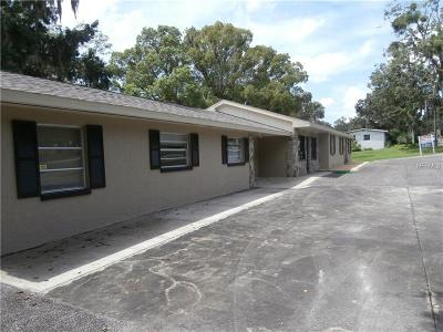 Hernando County Commercial For Sale: 304 E Fort Dade Avenue