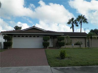 New Port Richey, New Port Richie Single Family Home For Sale: 5821 Otis Drive