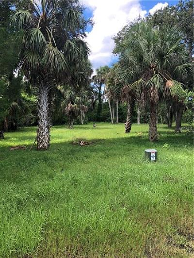 Port Richey Residential Lots & Land For Sale: 5404 Koons Drive