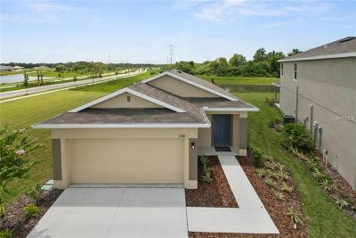 Haines City Single Family Home For Sale: 423 Rooks Loop